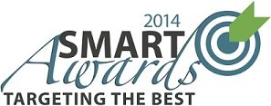 Smart Awards Targeting the Best 2014 logo AVT Simulation