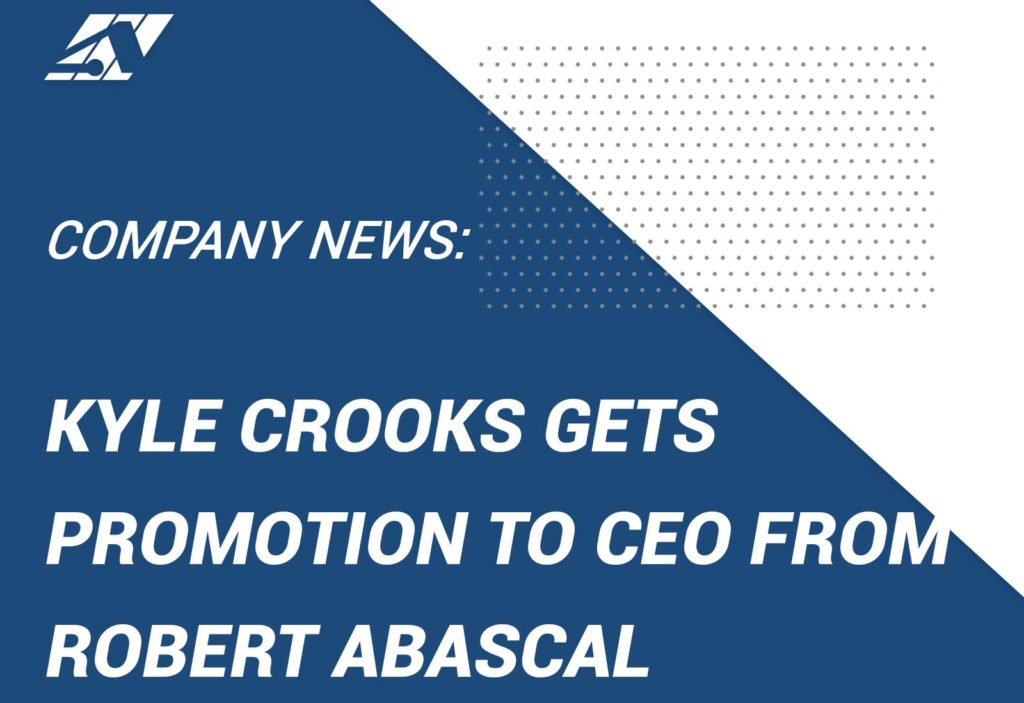 Kyle Crooks promoted to CEO of AVT Simulation by Robert Abascal