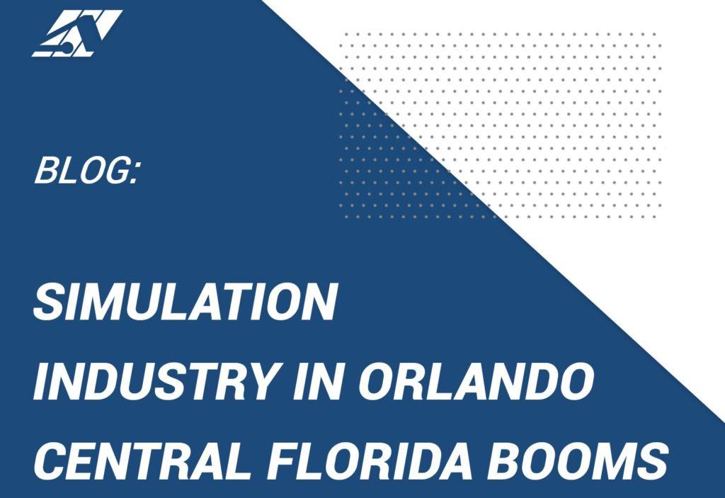 Simulation Industry in Orlando Florida