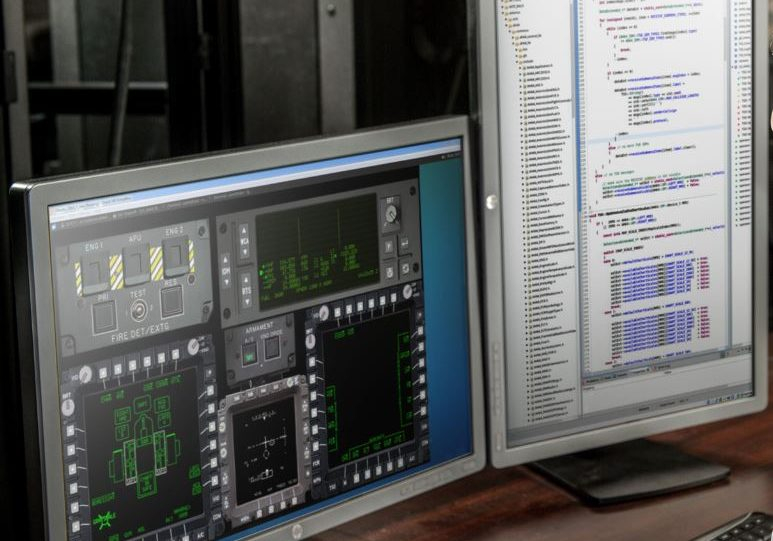 AVT computer with AGT software development images